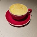 Turmeric Honey Latte $5.50