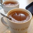 """I only need coffee on days ending with """"y"""" @toastboxsg undoubtedly serves one of the best coffees in Singapore ."""