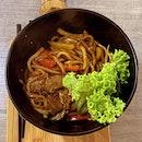Black Pepper Udon