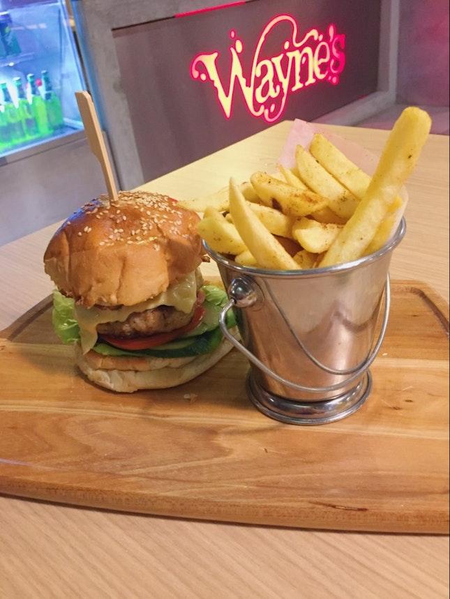 Oink Burger