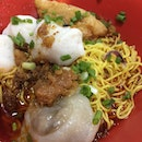 Song Kee Fishball Noodles for supper again!