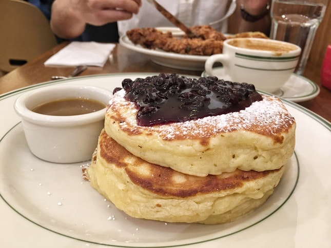 BEST PANCAKES I HAVE TRIED THUS FAR