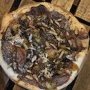 Desert Pizza