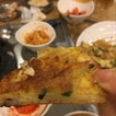 Too Damn Thick Seafood Pancake