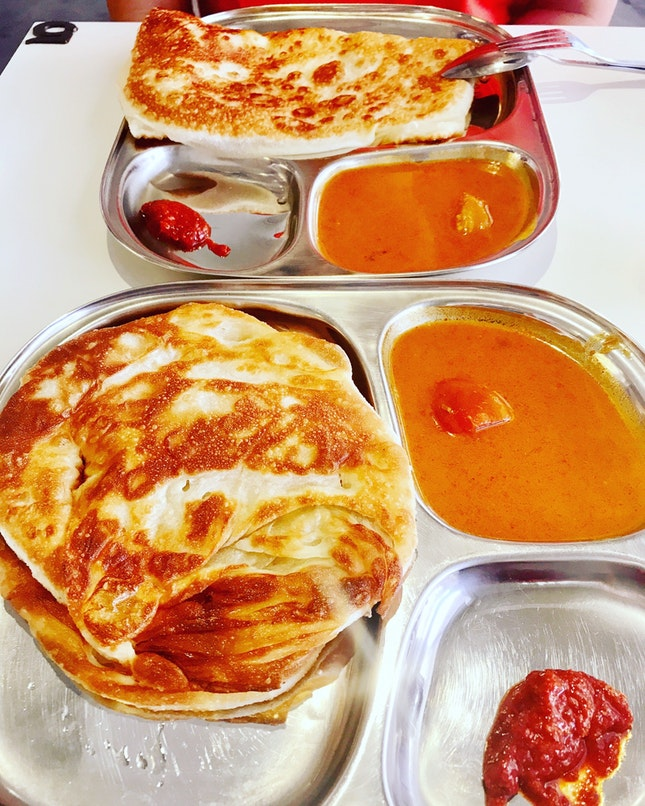 Most Crispy Prata