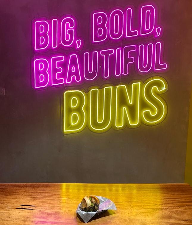 Beautiful Buns