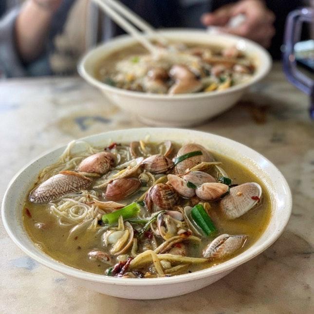 Lala Noodle Soup