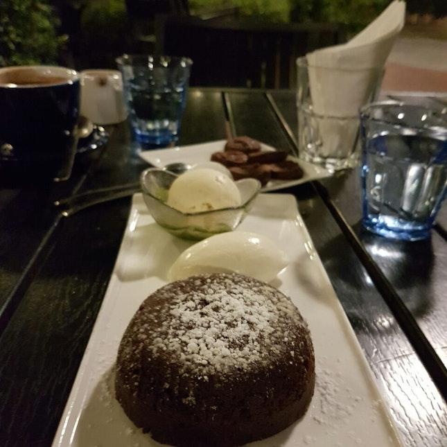 Luv Luv this Lava Cake!