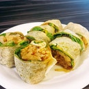 Popiah [$3.00]  When you don't have much appetite, Popiah becomes a good option😋  #burpple