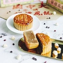 Red Bean Mooncake [S$9.00] Plain Lotus Paste Mooncake [S$10.00]  Exactly a week to Mid Autumn Festival!