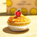 Mini Cinnapple Cheese Tart [S$3.90]  A splendid combination of cheese tart with apple cinnamon that couldn't go wrong.
