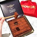 Royce Nama Bitter Chocolate [S$15.00]Got myself an early Christmas present from @roycechocolatesg!