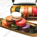 Macarons [S$2.00 each]  Just something sweet from @twgteaofficial as I countdown to a new year!