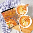 Featuring @PrimaTaste's healthier version of their Laska La Mian which uses wholegrain noodles instead.