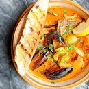 [PROMO] Cozy weather calls for @FrapasBar's hearty yet light bowl of Seafood Stew🤤 Below are the list of popular/ signature dishes tasted👍🏻 P.S.