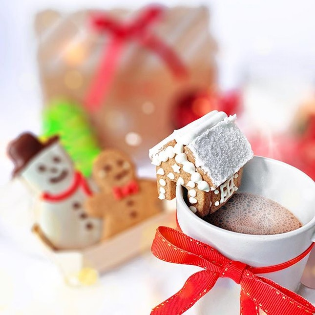[PROMO] Here's an affordable and adorable gift/ edible decoration idea for this Christmas!