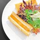 Otah Sandwich [S$16.00] ・ Brioche | Mackerel | Prawn | Comté ・ Finally tried @StraitsClan's famous Otah Sandwich and it's good!