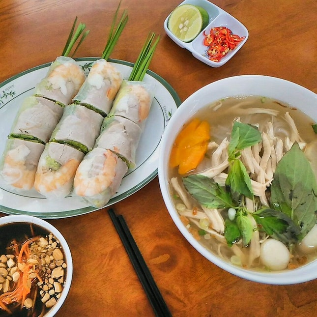 A Humble Home Cooked Taste Of Vietnam