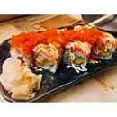 This grilled salmon roll is so good that it deserves a post on its own.