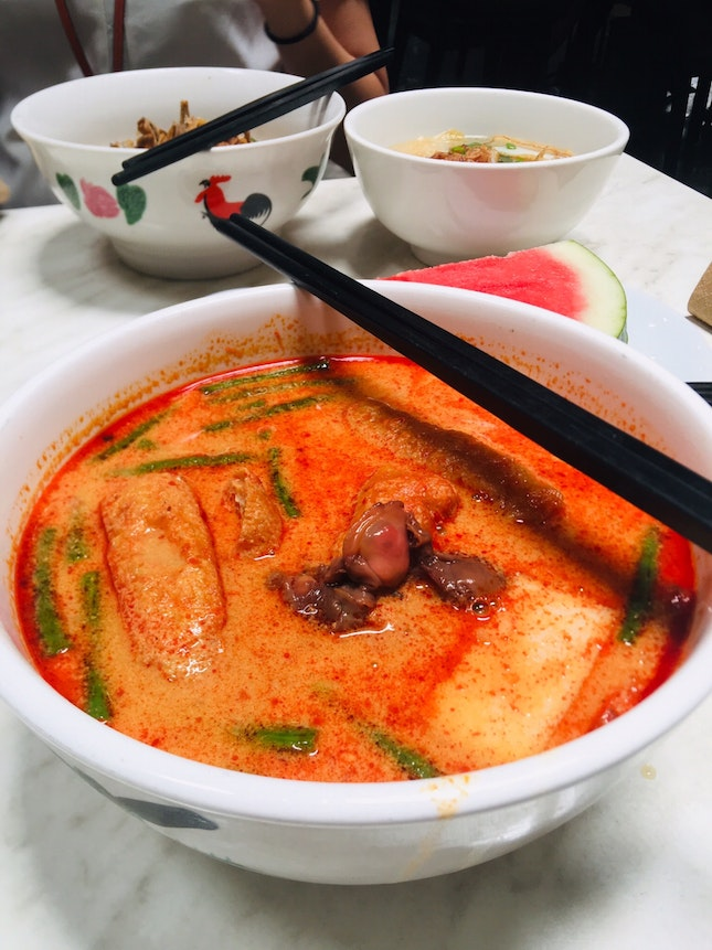 Singapore Laksa Lunch Set (RM9.90 Onwards)