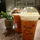 Thai Milk Tea | Been so overwhelmed lately, but here's just a little update to show that I'm still alive.