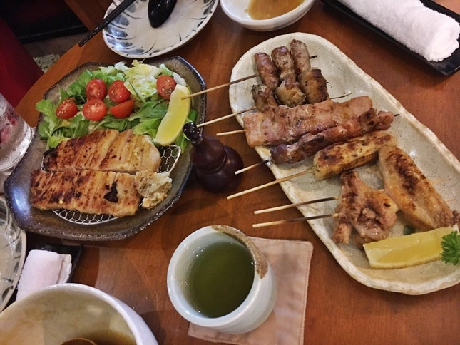 10 Places For Yakitori