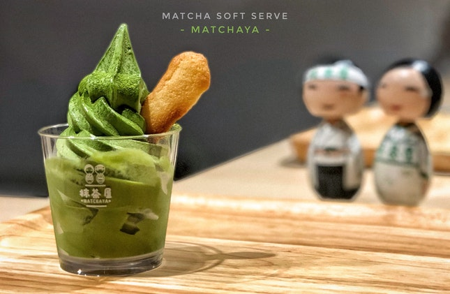 Matcha Sofa Serve