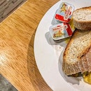 Cajun Scrambled Eggs with Toast : : #singapore #sg #igsg #sgig #sgfood #sgfoodies #food #foodie #foodies #burpple #burpplesg #foodporn #foodpornsg #instafood #gourmet #foodstagram #yummy #yum #foodphotography #sgcafe #sgcafes #sgcafefood #weekend #brunch #kithsingapore #eggs #sausage #toast