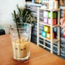 ❄️☕ @ Dancing Goat Specialty Coffee : : #singapore #sg #igsg #sgig #sgfood #sgfoodies #food #foodie #foodies #burpple #burpplesg #foodporn #foodpornsg #instafood #gourmet #foodstagram #yummy #yum #foodphotography #sgcafe #sgcafes #sgcafefood #ice #milk #coffee #coffeebreak #coffeetime #icedcoffee