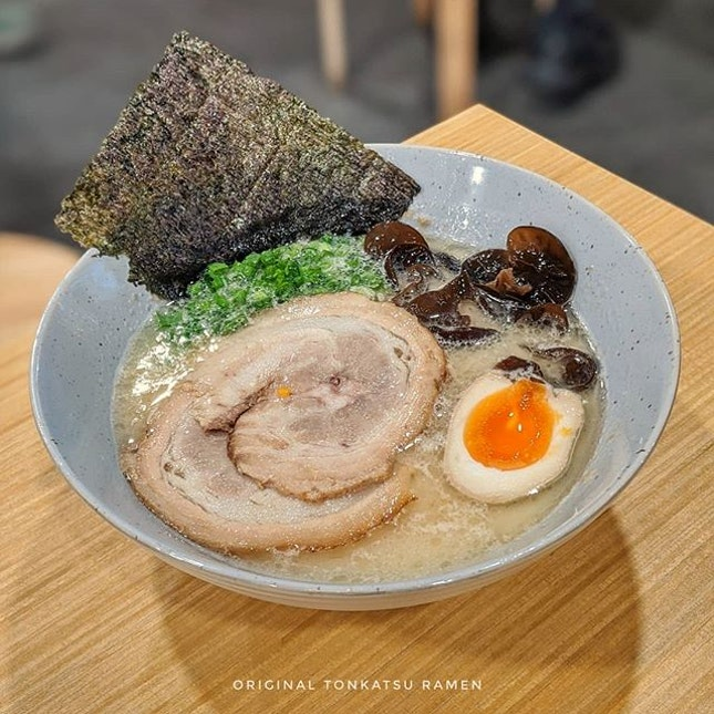 The Lunch Situation 🍜 : : #singapore #sg #igsg #sgig #sgfood #sgfoodies #food #foodie #foodies #burpple #burpplesg #foodporn #foodpornsg #instafood #gourmet #foodstagram #yummy #yum #foodphotography #nofilter #lunch #japanesefood #noodles #ramen #truffle #egg #tonkotsu #jurongeast #westgate