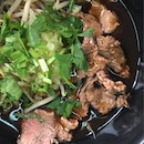 Beef Noodle Dry ($5)