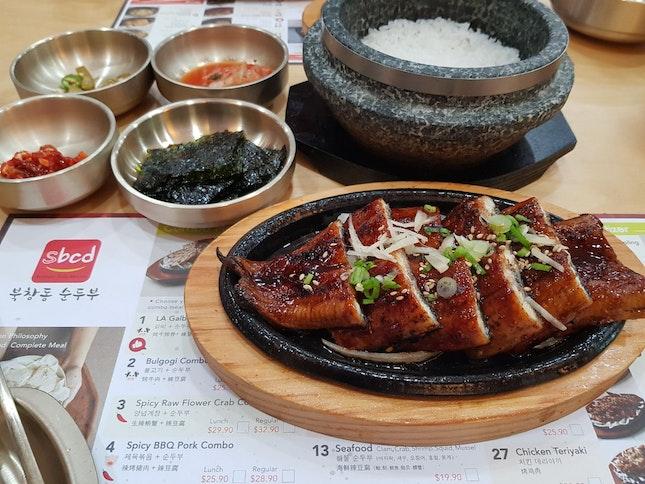 Korean Restaurant To Try