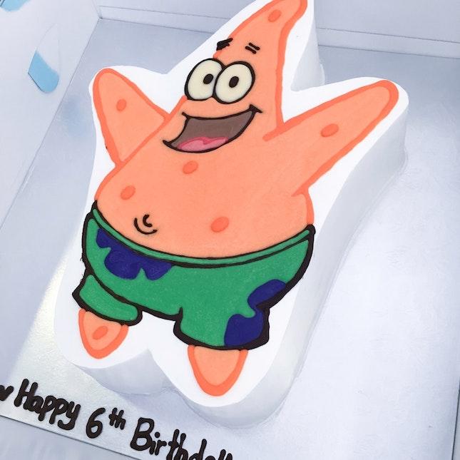 Patrick Cake!