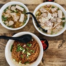 Yup, another hyped pork noodle to check out in its own shop instead of a hawker.