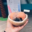 Wimi Coconut Ice Cream