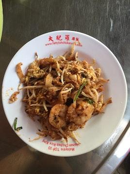 Local Food In Penang