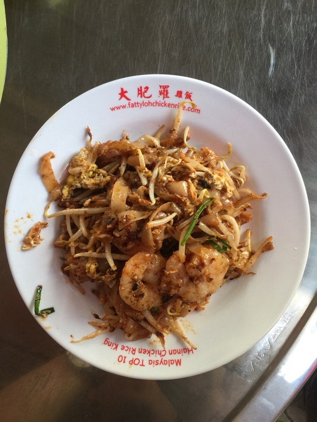 Local Food In Penang