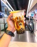 Brown Sugar Boba Tea ($5.30)