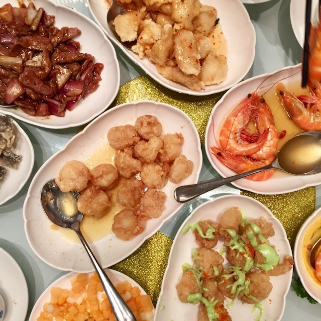 50% Ala Carte Chinese Buffet ($35)