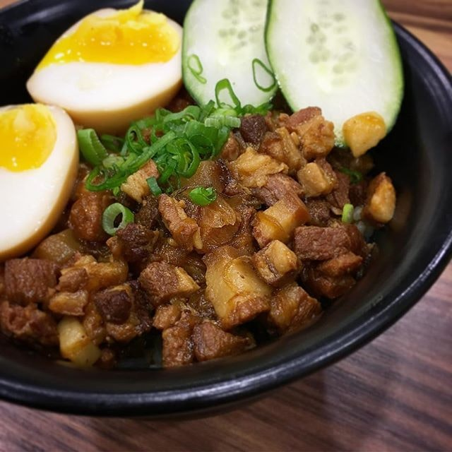 Image result for taiwan braised pork rice