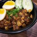 Taiwanese Braised Minced Pork Rice