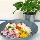 Praised by native Hawaiians for the authentic flavours of Poke Meals, Alakai whipped some very tasteful and decent meals.