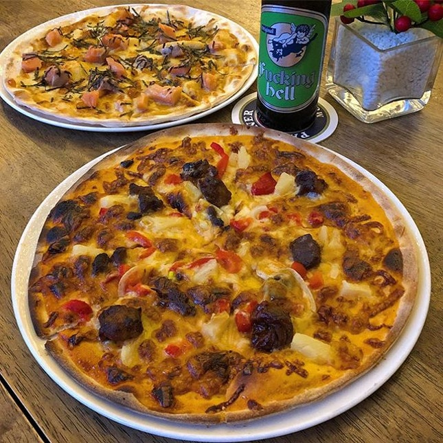 Pizza Risotto Pasta