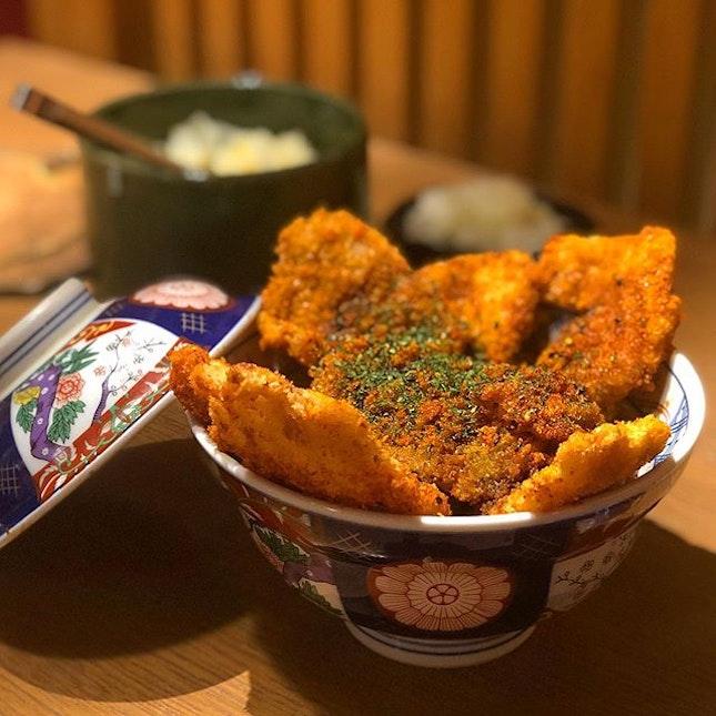 HA-NA Katsudon Spicy Flavour