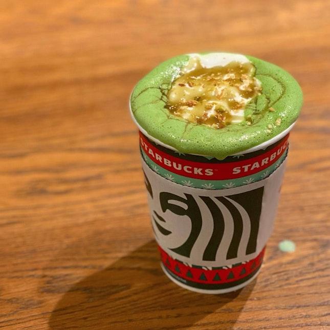 Pistachio Pure Matcha Latte