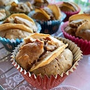 | B A K E | | APPLE CINNAMON MUFFINS | ...