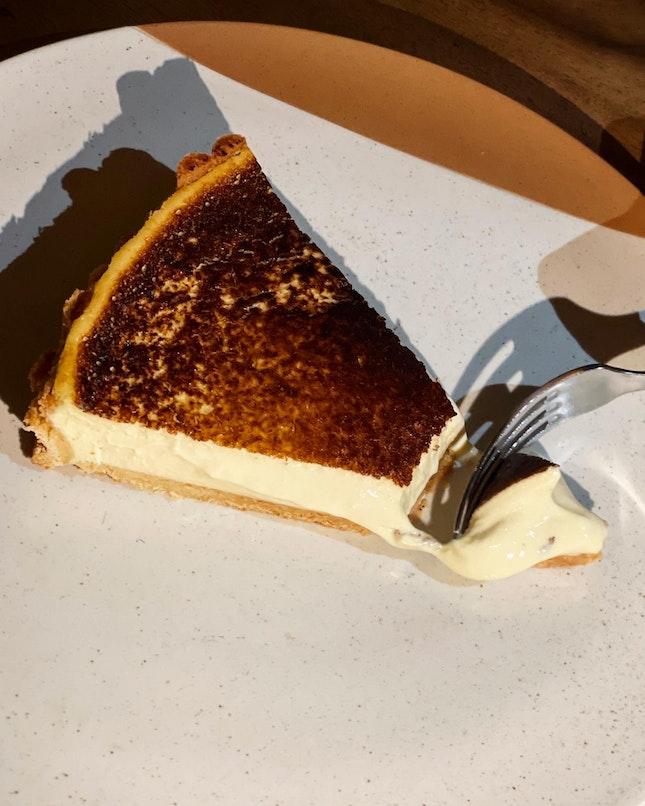 Best Burnt Cheesecake