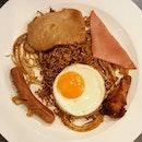 7🌟 / 10🌟 Cap Kan Fried Nissin Noodles from Kim Gary Restaurant at VivoCity Mall