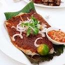 Flavourful sambal stingray!