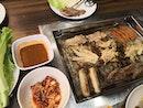 Teng Sheng Korean BBQ Restaurant (ITE College Central)